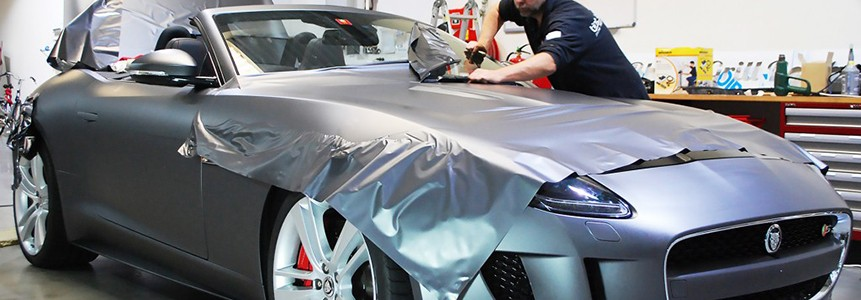 tinttotaal car wrapping