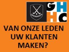 Wordt sponsor van GHHC