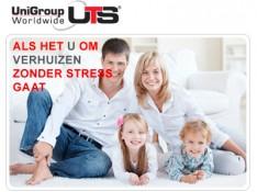 Particulier verhuizen met UTS