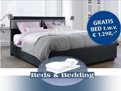 Gratis bed!