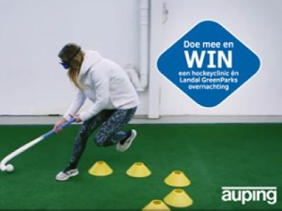 Doe mee aan de Auping Challenge!