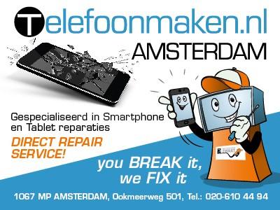 Snel je smartphone repareren!