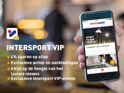 Download nu de INTERSPORT VIP-app!