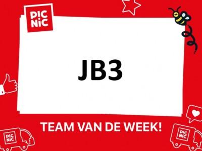 Week 13: JB3