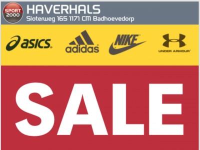 Sport 2000 Haverhals SALE!