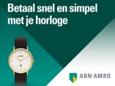 Betaal met je horloge