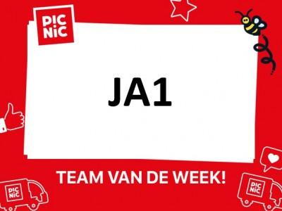 Week 1: JA1