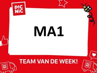 Week 8: MA1