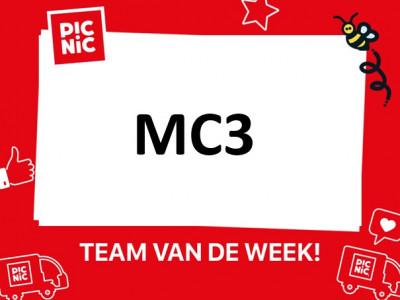 Week 13: MC3