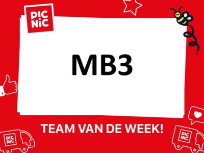 Week 15: MB3