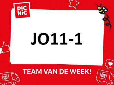 Week 15: JO11-1