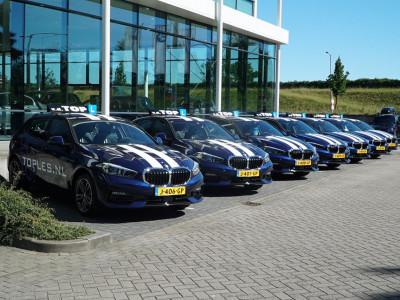 Rijlessen in een nieuwe BMW!!!!