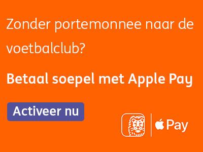 Betaal soepel met Apple Pay