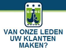 Wordt sponsor van GMHC!