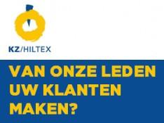 Word sponsor van KZ / Hiltex!