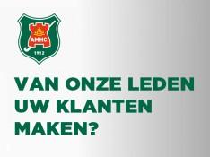 Sponsor hockeyclub Alkmaar!