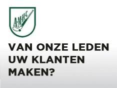 Word sponsor van Apeldoornse MHC!