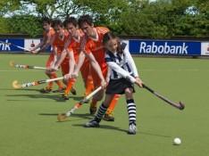 Rabobank sponsort hockey