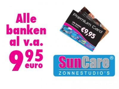 Vraag de SunCare Premium card aan