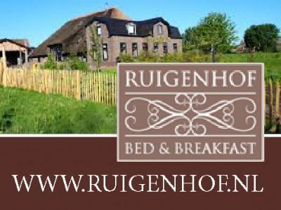 Ruigenhof - Bed & Breakfast