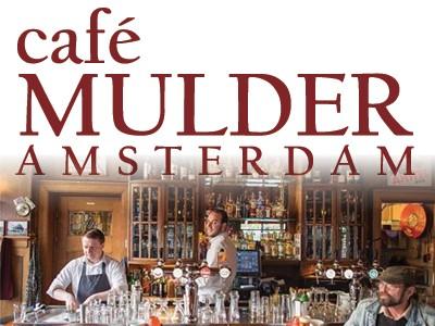 Café Mulder Amsterdam