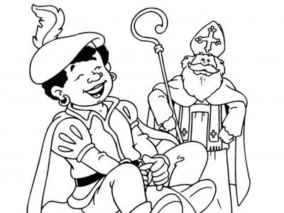 Sinterklaas bij Vogido