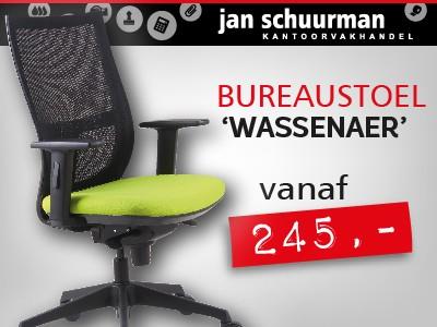 Bureaustoel Wassenaer