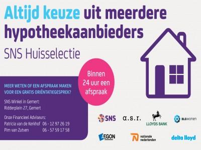 SNS Hypotheek