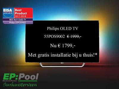 Philips Oled Actie