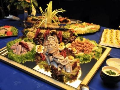 Catering van den Berg