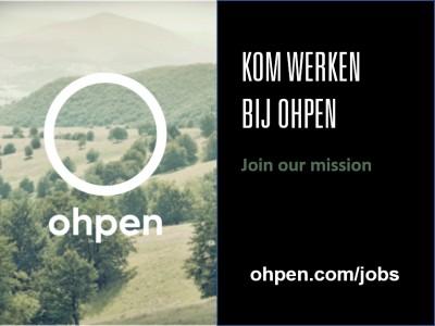 Kom werken bij Ohpen