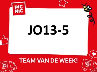 Week 2: JO13-5