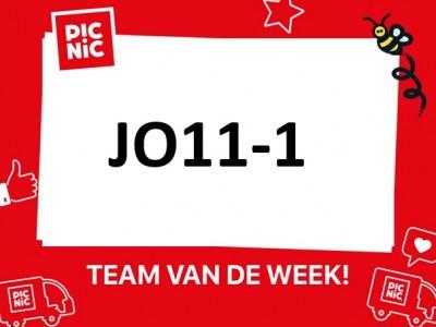 Week 2: JO11-1