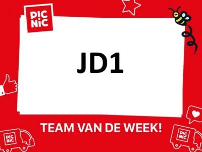 Week 2: JD1