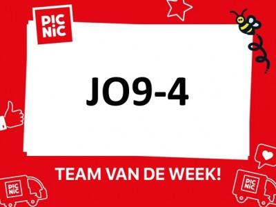 Week 1: JO9-4