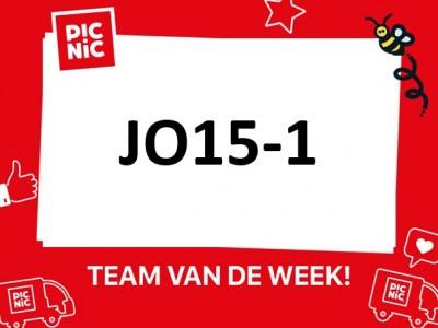 Week 4: JO15-1