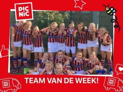 Week 6: HC Ypenburg MC6