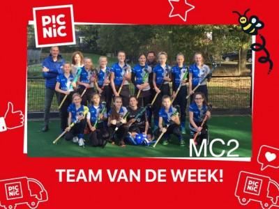 Week 9: MC2