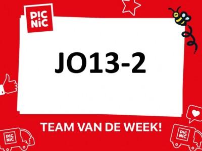 Week 8: JO13-2
