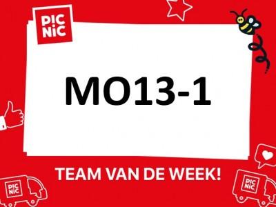 Week 9: MO13-1