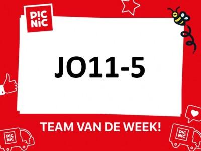 Week 13: JO11-5