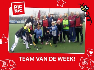 Week 15: Plushockey groep