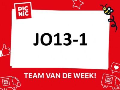 Week 1: JO13-1