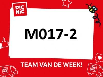 Week 1: MO17-2