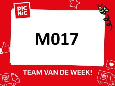 Week 1: MO17