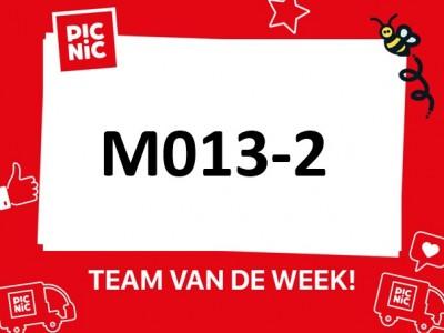 Week 2: MO13-2