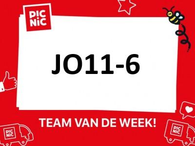 Week 2: JO11-6