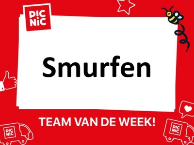 Week 2: de Smurfen