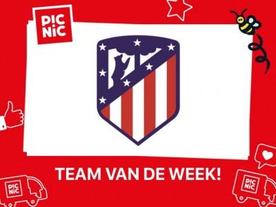 Week 3: Mini's team Atletico