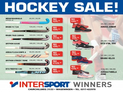 Hockey Sale!!!